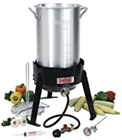 Bayou Classic 3066A Outdoor Turkey Fryer Kit