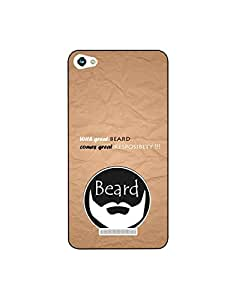 micromax canvas hue 2 a316 Beard Mobile Case from Mott2 (Limited Time Offers,Please Check the Details Below)