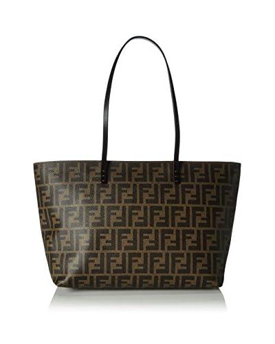 FENDI Shopper Roll Bag Small