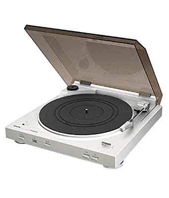 Denon Dp200usb Turntable Fully Automatic With Mp3 Encoder