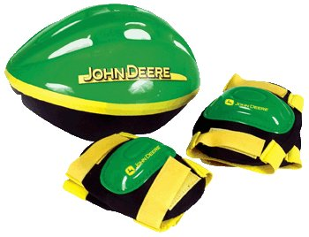 Buy John Deere – Helmet and Pads Combo Pack