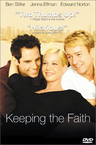 Sale alerts for Touchstone Home Entertainment Keeping The Faith (Widescreen) - Covvet
