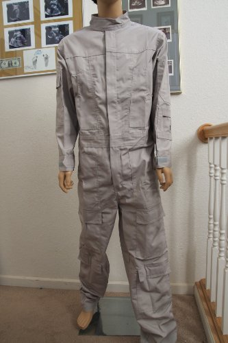 Star Wars Imperial/Rebels Gray Flightsuit - Size Extra Large