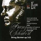 Schubert: String Quintet Op. 163 (Oleg Kagan Edition, 28)
