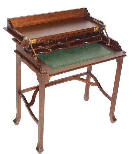 Solapas escritorio Empire Stil caoba escritorio