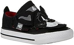 Converse Unisex-Baby Chuck Taylor All Star Creatures Black/Mason/Casino Sneaker - 5