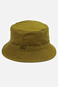 Men's Gabardine 3Cm Croc Bucket Hat