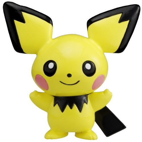 Takaratomy Pokemon Monster Collection M Figure - M-051 - Pichu - 1