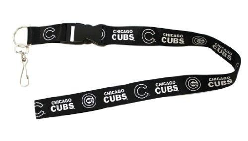MLB Chicago Cubs Lanyard, Blackout