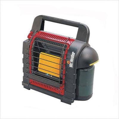 Mr. Heater Buddy Portable Propane Heater - 9000 BTU, Model# MH9BX