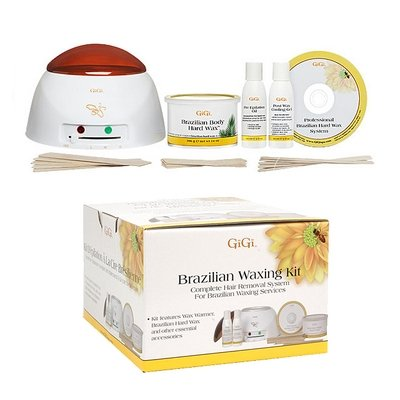 GiGi Professional Brazilian Waxing Kit