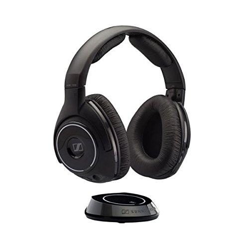 Sennheiser Rs 160 Digital Wireless Headphones front-407695