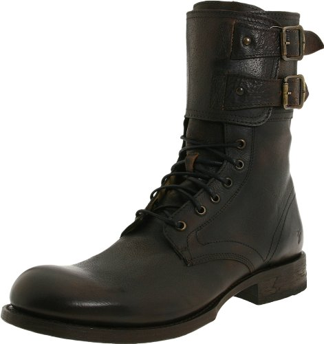 FRYE Men's Fulton Cuff Boot Copper 8 M US