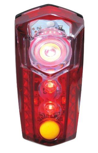Topeak Mega Red lite (3x1.5x1.5-Inch)