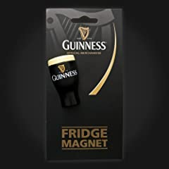 Guinness Pint Ceramic Magnet