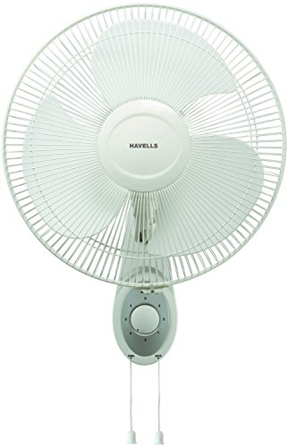 Havells Swing 3 Blade (300mm) Wall Fan