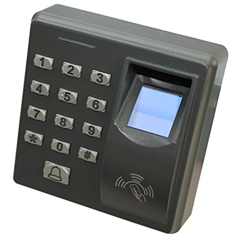 Magideal Fingerprint & RFID Card Reader Electric Door Access Control System Kit  available at amazon for Rs.2830