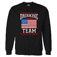 Property of U.S.A. Drinking Team Sweatshirt Sweater