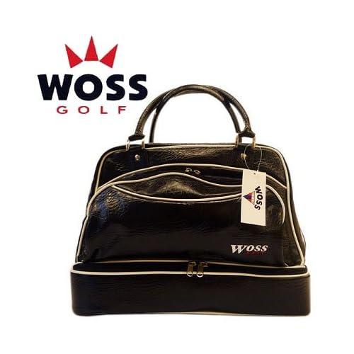 WOSS ウォズ ゴルフ 2段式 ボストンバッグ WBB-06