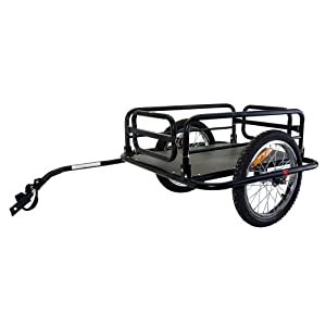 Foldable Luggage Bicycle Trailer M-Wave cargo
