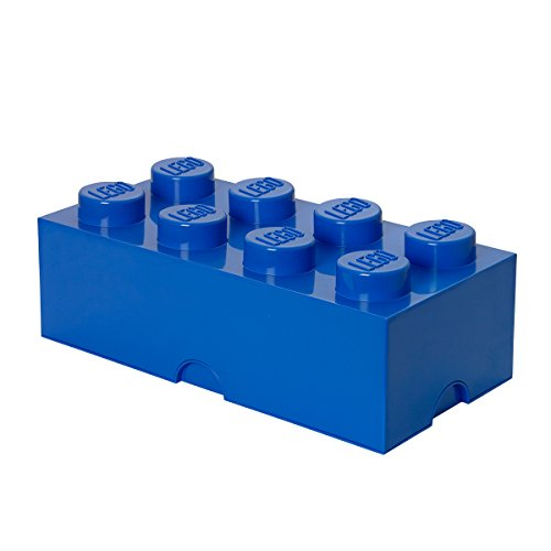 LEGO Storage Brick 8, Blue