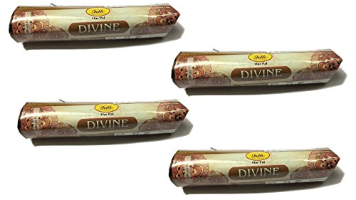 Shubh99 Incense Stick DIVINE 16CM Pack Of 4
