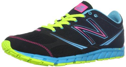 1753be449ec1e New Balance Women's W730v2 Running Shoe,Black/Aque,8 D US - theshoesnice