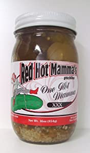 One Hot Mamma Xxx Cajun Sweet And Spicy Kosher Dill Pickles Xhot