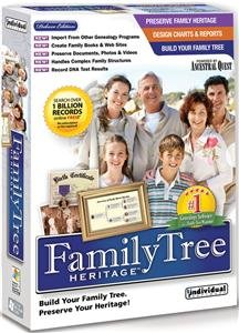 Family Tree Heritage Deluxe 7