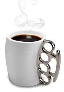 FISTICUP Ceramic Knuckleduster Mug