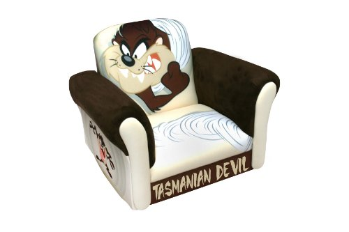Warner Brothers Deluxe Rocking Chair, Tasmanian Devil