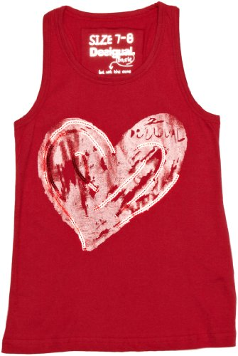 Desigual Kaitlin Printed Girl's Vest