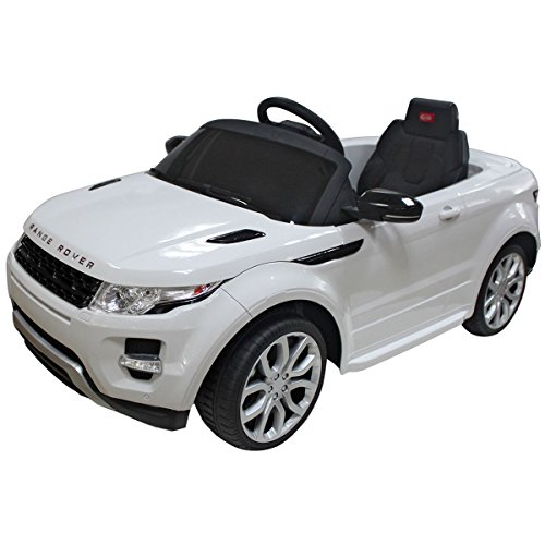 Costzon Range Rover Evoque Licensed 12V Electric Kids Ride On Car MP3 RC Remote Control (Range Rover Baby compare prices)