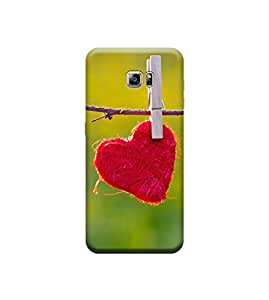 Ebby Premium Printed Back Case Cover With Full protection For Samsung Galaxy S6 Edge+ (Designer Case)
