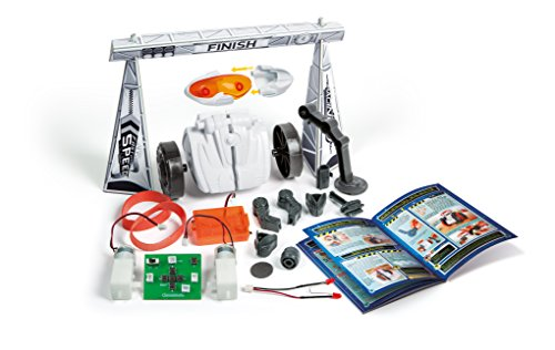 My First Robot Scientific Kit - Build a Programmable Robot (Electric Robot Kit compare prices)