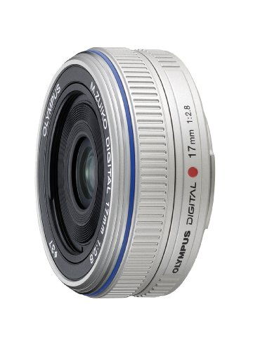 Olympus 17mm f/2.8 Micro Four Thirds lens - 49