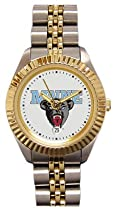 Maine Black Bears- (University of) Ladies Executive Stainless Steel Sports Watch