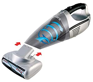 Shark SV736N 15.6-Volt Cordless Handheld Vacuum Cleaner with Motorized Brush, Colors Vary
