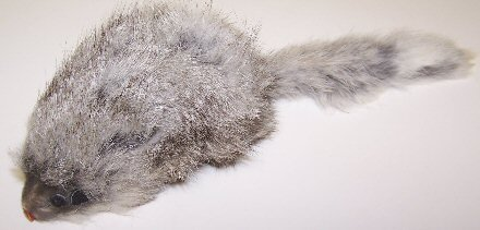 Vo-Toys Fur Mice with Squeaker in Bulk Cat Toys