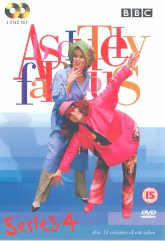 Absolutley Fabulous - Series 4 [DVD] [1992]