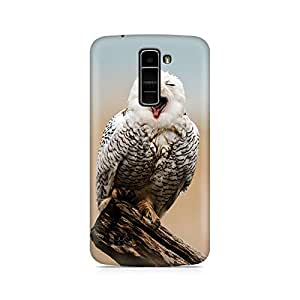 Mobicture Owl In Days Premium Printed Case For LG K7