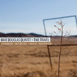 Dave Douglas - Time Travel cover
