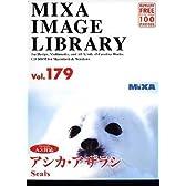 MIXA IMAGE LIBRARY Vol.179 アシカ・アザラシ