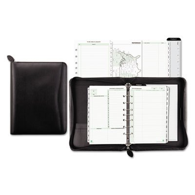 Recycled Bonded Leather Starter Set, 5 1/2 x 8 1/2, White, Sold as 1 Each