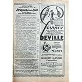 JARDINS ET BASSES COURS [No 413] du 05/09/1931 - SOMMAIRE - EXAMEN D'UN REPRODUCTEUR PAR NOS COLLABORATEURS MLLE...
