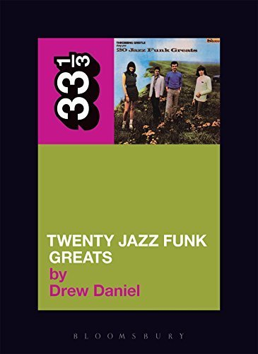 Throbbing Gristle's Twenty Jazz Funk Greats (33 1/3) Paperback January 1, 2008 PDF