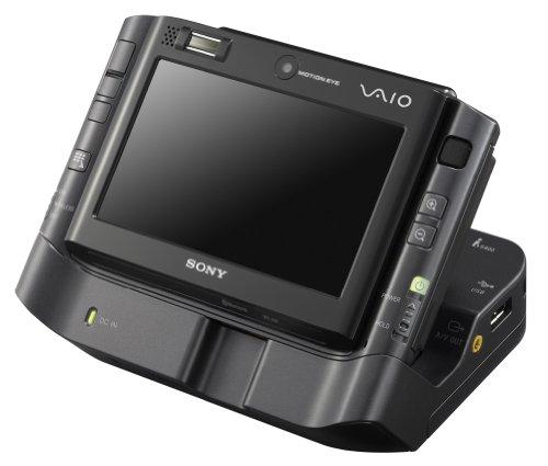 Sony VAIO UX1XN - Core Solo U1500 / 1.33 GHz ULV - Centrino - RAM 1 GB - HDD 32 GB - GMA 950 - WLAN : 802.11a/b/g, Bluetooth 2.0 EDR - fingerprint reader - Vista Business - 4.5