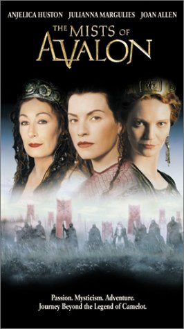 The Mists of Avalon [VHS]