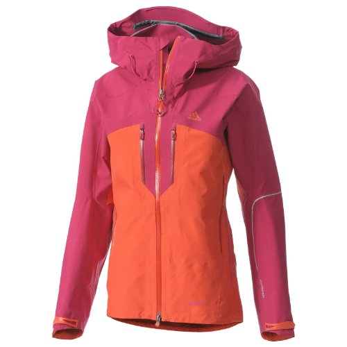adidas Adidas Terrex Icefeather Gore-Tex Jacket, Women's Small, Pride Pink