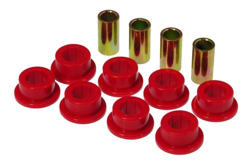 Prothane 7-1203 Red Rear Strut Rod Bushing Kit